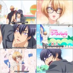 [[ Collage by @anime_obsession_ ]] Love Stage!! OVA [4/9]