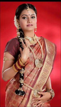 Indian wedding braid