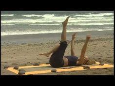 Joga na chudnutie 1 x264 - YouTube Acro, Pilates, Detox, Workout, Youtube, Fitness, Outdoor, Egypt, Pop Pilates