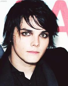 i aspire to be as good at makeup as gerard way