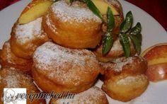 Kevert almafánk recept fotóval