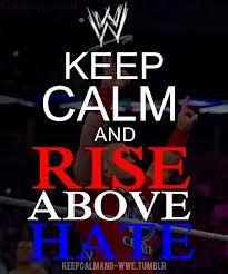 Hustle Loyalty Respect Good One Pinterest Wwe John Cena And