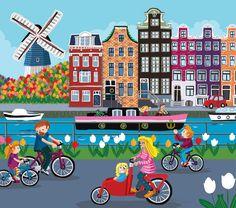 Praatplaat Nederland
