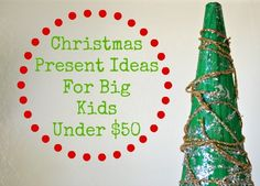 Christmas Present Ideas For Adults and Teenagers