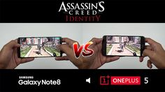 Gaming test between the Samsung Note 8 vs the OnePlus 5 with frame per second on top right corner. Audio was recorded from my Rode Wireless System Mic. Oneplus 5, Note 8, Playing Cards, Gaming, Frame, Videogames, Games, A Frame, Frames