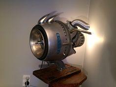 Steampunk, Home Appliances, Fan, Retro, Lighting, House Appliances, Light Fixtures, Appliances, Rustic