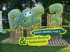Organic Fair in Bogor