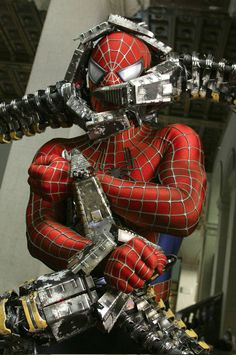 #Spiderman #Fan #Picture. (Spiderman Movie. Spiderman Vs Doctor Octopus) (THE * 5 * STÅR * ÅWARD * OF: * AW YEAH, IT'S MAJOR ÅWESOMENESS!!!™)[THANK Ü 4 PINNING!!!<·><]<©>ÅÅÅ+(OB4E)
