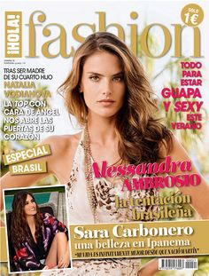 Fashion (Junio 2014) En portada  Alessandra Ambrosio  covers   30669843c4
