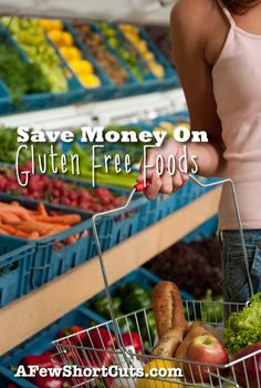 Save Money On Gluten Free Foods