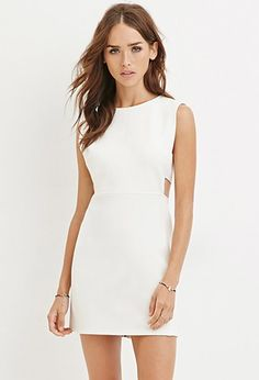 Cutout Bodycon Dress | Forever 21 - 2000146277