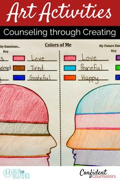 Therapeutic art activities is an excellent tool for school counselors to integrate into group counseling and individual counseling. It allows students to express thoughts and feelings in a different way that is less intimidating and more engaging. Want to go further? Art therapy is an effective treatment approach that can be added to a school counselor's skills.