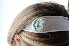 Katiedid Crafts: One Seam T-shirt Headbands