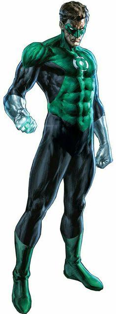 Green Lanter Dick27Ambrose