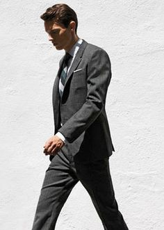 The complete guide to suits: 57 rules of style  for the man friends in my life