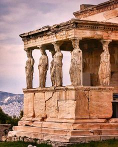 Ancient Rome, Ancient Greece, Ancient History, Acropolis Greece, Athens Greece, Ancient Greek Architecture, Archaeological Discoveries, Nature Pictures, Wonders Of The World