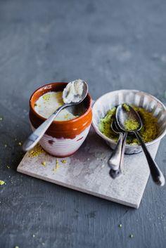 Malai Pista Kulfi (Pistachio Creamsicle) | Playful Cooking
