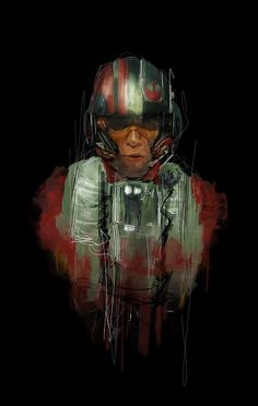 13 stunning pieces of 'Star Wars: The Force Awakens' fan art. Fandom has turnaround time down to a science.