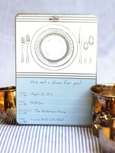 A Place for You - Our Favorite Printable Party Invitations for Year-Round Celebrations on HGTV @Megan Quirch