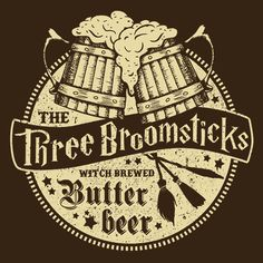 Three Broomsticks T-Shirt More Info Behind Three Broomsticks T-Shirt T-Shirts…