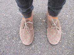 New shoes!Anniel.