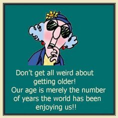 Age just a number