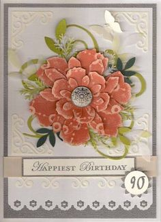 Helen's 90th Happiest Birthday