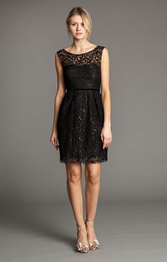 Harlow in Black Metallic Swirl Lace available at Carrie Karibo Boutique Cincinnati, Ohio www.carriekaribo.com