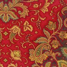 FAR AND AWAY - Waverly - drapes, rug
