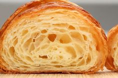 The one day version of our popular croissant recipe with tips on retarding and freezing! Advised for more experienced bakers...