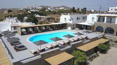 My Mykonos Hotel Mykonos Hotels, Boutique, Boho Fashion, Mansions, Luxury, House Styles, Stylish, Outdoor Decor, Holiday