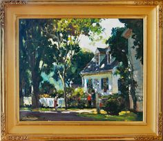 Anthony Thieme, Cove Hill, Rockport - Anthony Thieme, Cove Hill, Rockport : Recent Acquisitions
