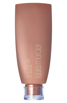 Can't get enough of this Laura Mercier bronzing gel: it helps create a warm, post-vacation glow in an instant.