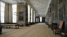 The Long Gallery at Hardwick Hall, Derbyshire© Nick Guttridge