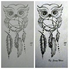 owl dream catcher - Google Search