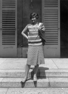 Coco Chanel, 1920's