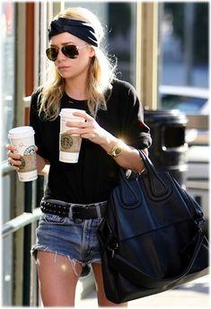 Summer style à la Olsen