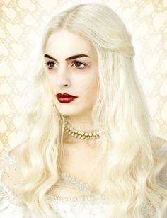 Anne Hathway,A Rainha Branca