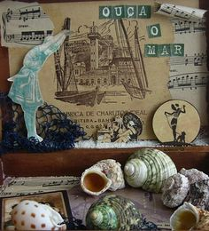 Altered Box - Ouça O mar
