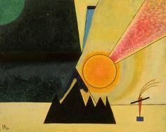 Development ~ Wassily Kandinsky