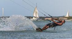 Aruba Kitesurfing Photography