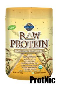 Garden of Life Raw Protein is perfect for your meal replacement smoothie! Click the picture to have an healthy recipe