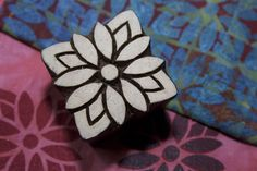 F07 | Graphic Designs | Flowers | The Indian Block Company