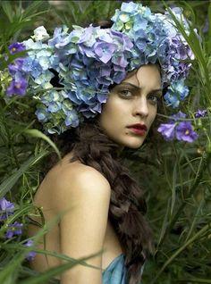 "Girl Talk: Food Based Hair Treatments (Part 2) .... a.k.a., ""giving hair that 'earthy flow'....like Boho"""
