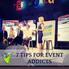 How to Get of the Most Out of Attending an Event or Conference - Redwood Valley…