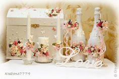DRAHOSLAVA - свадебные цветы из фоамирана VK