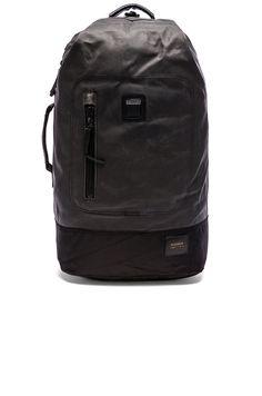 0f4388a1bbdd Nixon Origami Backpack in Black Revolve Clothing