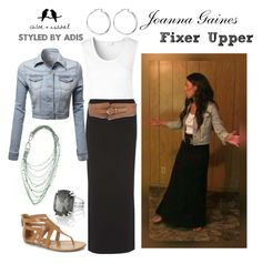 c+i styled by Adis: Joanna Gaines