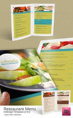 #Restaurant #Menu - Food Menus Print #Templates Download here: https://graphicriver.net/item/restaurant-menu/2732767?ref=alena994