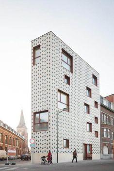 Low architecten - Groepswoningbouw Anethan - Stijn Bollaert